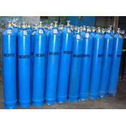 Кислород газообразный технический фото