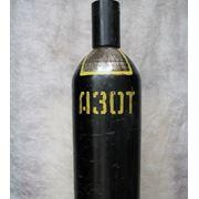 Азот газообразный повышенной чистоты ГОСТ 9293-74 N2 фото