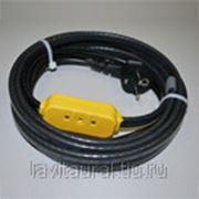 Комплект саморегулирующегося кабеля Lavita GWS 16-2CR (3 метра) обогрев труб фото