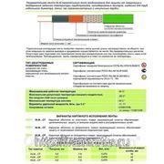 Саморегулирующаяся нагревательная лента 11 HLM2-СТ