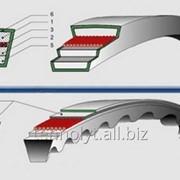 Ремень вентиляторный клиновый ГОСТ 5813-93 фото