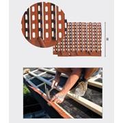 Гребёнки защитные от пернатых DZ300470 фото