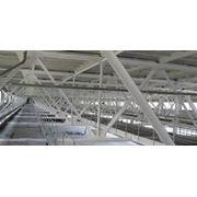 Огнезащитные покрытия стальных конструкций фото