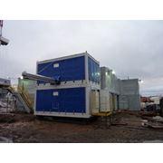 Установка стационарная для центрифугирования бурового раствора