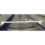 Шаблон железнодорожный ЦУП-1-01 фото
