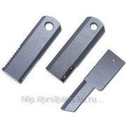 Оригинальные ножи измельчителя Original Rasspe. RADURA® STRAW фото