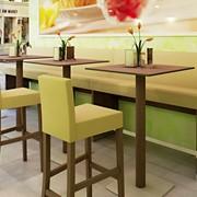 Мебель для кафе и ресторанов. фото