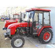 Трактор с кабиной Тайшань 354-Р фото