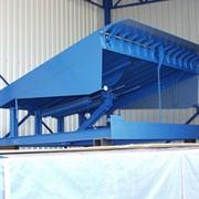 Механическая уравнительная платформа. фото