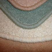 Оверлок ковров фото