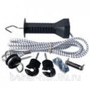 Комплект для калитки с гибким шнуром