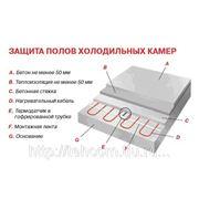 Защита полов холодильных камер фото
