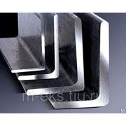 Уголок алюминиевый 45х45х4 4,5 АД31 Д16Т АМГ L-3,5 - 4 м фото