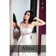 Прокат свадебного платья Алина фотография