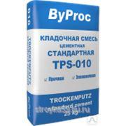 """Кладочная смесь TPS-010 25кг """"ByProc"""" TPS-010, шт фото"""