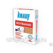 "Штукатурка ""Ротбанд"" Knauf (30 кг) гипсовая, шт фото"