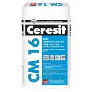 Клей эластичный Ceresit 16 для внут и наруж работ фото