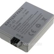 Аккумулятор LP-E5 для фотокамеры Canon XS, XSi, T1i, 450D, 500D, 1000D, (1600мАч) фото