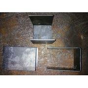 П-образный элемент для связки кирпичной кладки с колонной фото