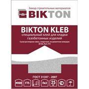 Кладочная смесь на цементной основе BIKTON KLEB фото