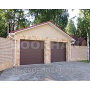 Секционные ворота DoorHan под проем 2500х2410(h) фото