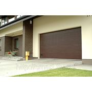 Гаражные секционные ворота DoorHan № 9 3000х2485