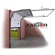 Гаражные ворота Zaiger фото