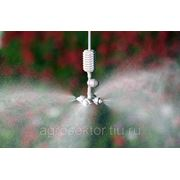 Туманообразующий распылитель Кулнет с четырьмя форсунками фото