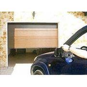 Ворота гаражные секционные 2750*2125 фото