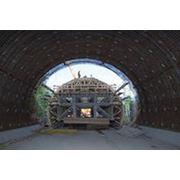 Опалубки объемно-переставные туннельные фото