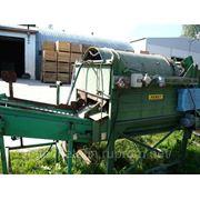 Машина для мойки овощей REMET фото