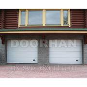 Секционные ворота DoorHan под проем 3000х2035(h) фото