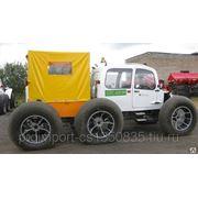 Машина мониторинга почвы с почвоотборником фото