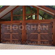Гаражные ворота DoorHan Premium-класс фото