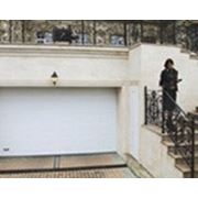 Ворота серии YETT01S размер: 2500 х 2410 мм с электроприводом и 2-я пультами фото