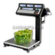 Весы электронные торговые с термопечатью этикеток МАССА-К ВПМ_Т(1) фото