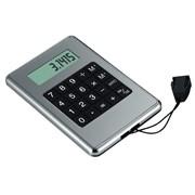 Калькулятор с отстегивающимся шнурком фото