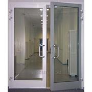 Алюминиевый профиль для дверей фото