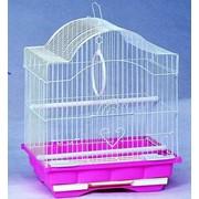 Клетка для маленьких птиц 113 ТМ ЗОЛОТАЯ КЛЕТКА фото