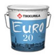 Полуматовая краска Евро 20 фото