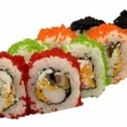 Доставка суши фото