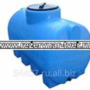 Емкость цилиндрическая горизонтальная на опорах МН750ФК23