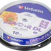 Матрица DVD+R VERBATIM 8.5Gb 8x фото