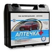 Аптечка автомобильная - 1 (Новый стандарт) фото