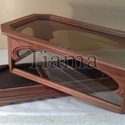 Деревяная упаковка для ювелирных и церковных изделий фото