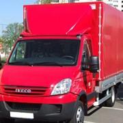 Тентовый фургон Iveco Daily фото
