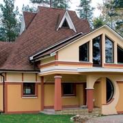 Строительство загородных домов по низким ценам фото