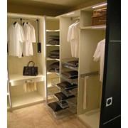 Шкафы гардеробные на заказ фото