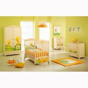 Детская комната Mibb Papere фото