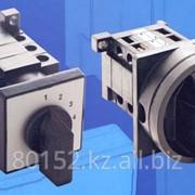 Пакетный переключатель RADE KONCAR 0-1, 10A 2 полюса фото